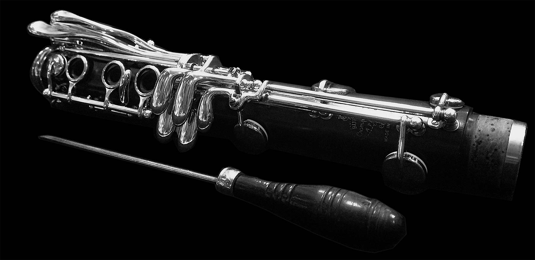 Buy Buffet Crampon Clarinet and Woodwind instruments in paris